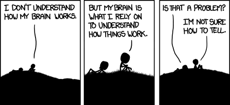 XKCD is onto us...